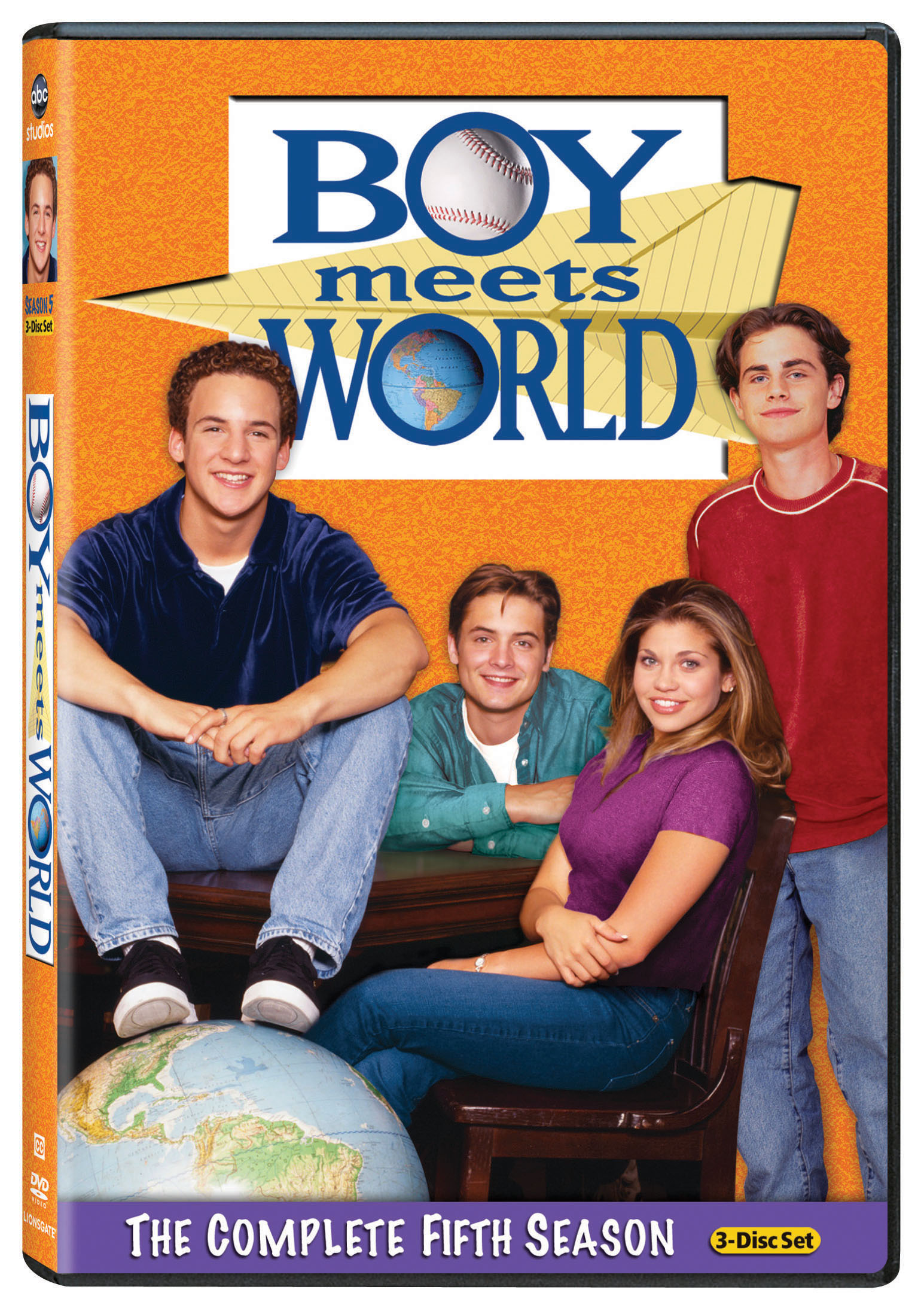 Boy Meets World Season 5