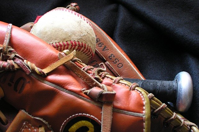 Alex Ochoa Baseball Glove