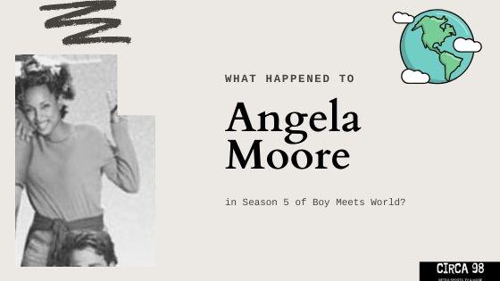 Angela Moore Season 5