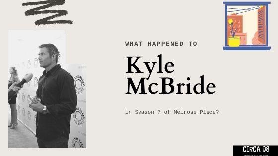 Kyle McBride Season 7