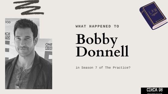 Bobby Donnell Season 7