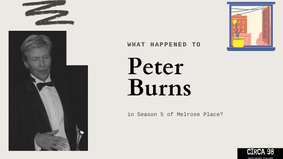 Peter Burns Season 5