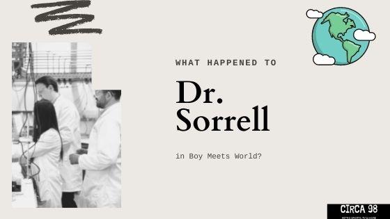 Dr. Sorrell Boy Meets World